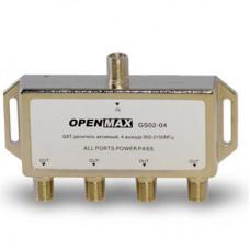 Активный сплиттер GS02-04 1х4