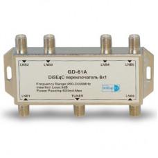 Переключатель GD-61A 6x1
