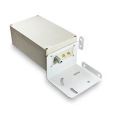 Кронштейн KGG-SMAx2 с гермобоксом для параболической 3G/WiFi/4G MIMO 2xCRC9